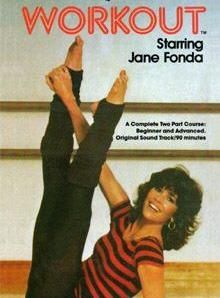 The Original Jane Fonda Workout VHS 1982, not available on DVD. I still do this Beginner's Workout and I turned 60 in 2013.