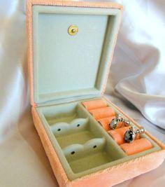 Vintage Earrings with Bonus Vintage Travel by VJSEJewelsofhope, $12.00