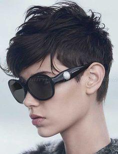 18.Short Haircut für Frauen
