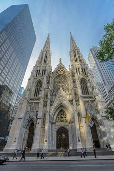 Saint Patrick's Cathedral, New York City, NY