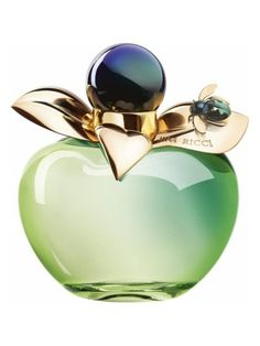 Nina Ricci's new perfume is the scent of the summer, Perfumes Nina Ricci, Nina Ricci Parfum, Best Perfume, Perfume Oils, Perfume Floral, Perfume Diesel, Glas Art, Perfume Collection, Vintage Perfume Bottles
