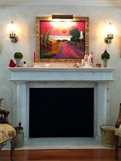 26 best fireplace covers images decorative fireplace fireplace rh pinterest com