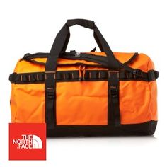 You know you we only travel in orange! Northface orange luggage - you'll never loose your luggage at the airport again!