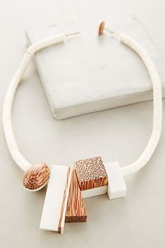 Rift Valley Necklace | Anthropologie.com