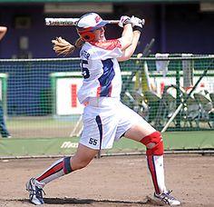 女子ソフトボール選手まとめ。HONDAのケイリー・ラフター選手