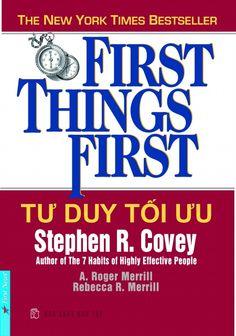 Tư Duy Tối Ưu - First Things First ebook PDF/PRC/EPUB/MOBI Tư Duy Tối Ưu - First Things First ebook pdf/prc/epub/mobi tải sách hay miễn phí đọc trên điện thoại, Tablet và máy tính. Tác giả: Stephen R Covey #taisachhay #sachmienphi #ebook #sachhay #reviewsach #books #Review_sách Đọc thêm https://isach.net/tu-duy-toi-uu-first-things-first/