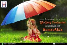Foundation for a Life-Long Protection for Kids Health with Homeokids. Consult Positive Homeopathy and enable your kids to have an ideal healthy life.