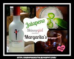 Jalapeno SKinnygirl Margaritas  on MyRecipeMagic.com