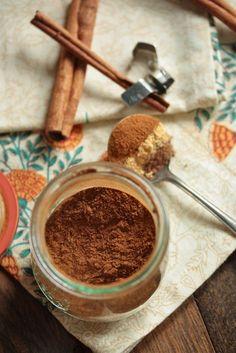 Especias para pastel de calabaza (pumpkin pie spice). Receta