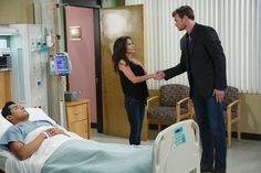 General Hospital's Kelly Monaco guest stars on the next all new Baby Daddy! Don't miss it Wednesday at 8:30pm/7:30c on ABC Family!