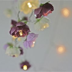 Hey, I found this really awesome Etsy listing at https://www.etsy.com/listing/168228243/rambling-rose-fairy-lights-in-magenta