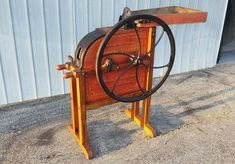 Hocking Valley Corn Sheller