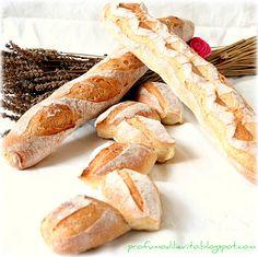 Profumo di Lievito: baguette a mezzo impasto