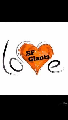 Love SF Giants