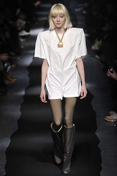 Maison Martin Margiela Autumn/Winter 2007-8 Ready-To-Wear