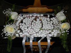 Ανθοστολισμός γάμου - βάφτισης στον Αγ.Νικόλαο στην Γλυφάδα #lesfleuristes #λουλούδια #ανθοσύνθεση #ανθοπωλείο #γλυφάδα #γάμος #βάφτιση #νύφη #δεξίωση Table Decorations, Wedding, Furniture, Home Decor, Valentines Day Weddings, Decoration Home, Room Decor, Home Furnishings, Weddings