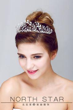 2016 новый кристалл горный хрусталь корона ручной работы серебряные ювелирные…