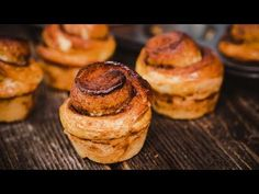 Pyszne CYNAMONKI - domowy przepis | Sugarlady - YouTube Muffin, Breakfast, Youtube, Games, Food, Ice, Coffee, Morning Coffee, Eten