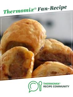 Healthy Sausage Rolls by lisaanfuso@aol.com. A Thermomix ® recipe in the category Baking - savoury on www.recipecommunity.com.au, the Thermomix ® Community.