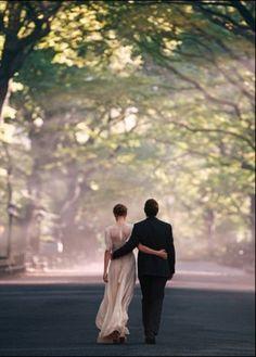 The walk of a lifetime.. #wedding #Tiffany