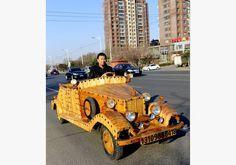 automobile en bois - Cerca con Google