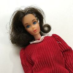 Vintage Barbie Doll RARE Marlo Flip TNT Brunette Mattel Japan 60s Vintage Barbie Dolls, Mattel Barbie, Vintage Toys, 60s Toys, Vintage Birthday, Japan, Ebay, Old Fashioned Toys, Japanese