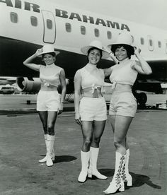 Air Bahama, did not know that had existed
