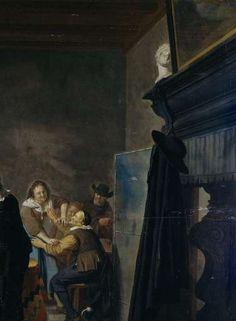 'Het nieuwe lied', Jan Josef Horemans (II), 1740 - 1760 - Rijksmuseum