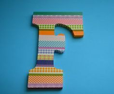 Letter F for Fabric.....?