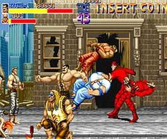 Final Fight - Videogame by Capcom Vintage Video Games, Classic Video Games, Ps4, Play Retro Games, Mixed Martial Arts Training, Master System, Gamers, Samurai Warrior, Fighting Games