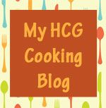 My HCG Cooking