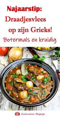 Grieks digital art no lineart - Digital Art Slow Food, Stifado, Slow Cooker Recipes, Cooking Recipes, My Favorite Food, Favorite Recipes, Healthy Cooking, Healthy Recipes, Greece Food