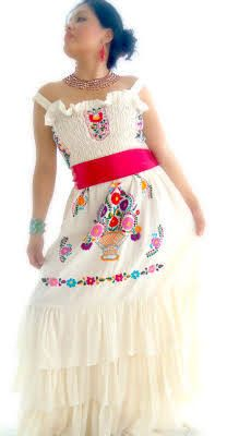 mexican wedding dress - Google Search