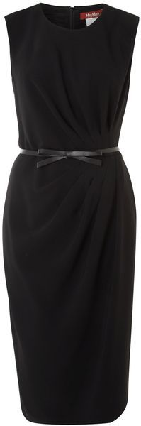 Cipro Round Neck Dress