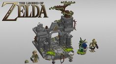 The Legend of Zelda Project by Ragaru