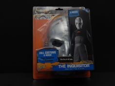 Disney Star Wars The Inquisitor Action Suit 2 Pcs Fits Size 8-10 $18.97      3511
