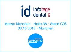 SHOFU Dental Blog: id infotage dental · München