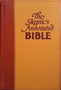 The skeptic's annotated bible...passages on women