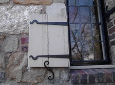 Tudor Artisans - Example Steel Windows Metal Windows, Windows And Doors, Steel Gate, English Country Style, Glass Panels, Tudor, Candle Sconces, Projects To Try, Wall Lights