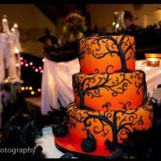 The cake idea Alex and I like.