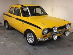 Looking for a 1971 ford escort mk 1 mexico rs recreation ? This one is on eBay.