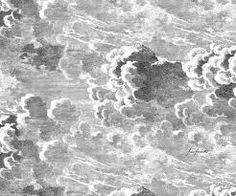 Cole & Son clouds wallpaper