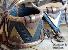 Western jewelry Western necklace Western by HandmadeByAleksanta