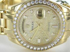 Ladies Rolelx Watch