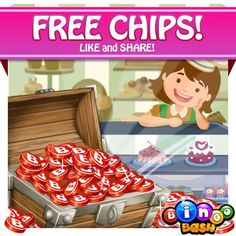 Collection of Bingo Bash Free chips Link. Click and Collect Bingo bash free chips. Bingo Games, Free Games, Bingo Chips, Bingo Blitz, Bash, Reading Task Cards, Whole Brain Teaching, Everyday Hacks, Clear Your Mind