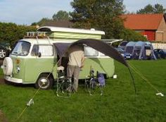 Deepdale Camping is very popular with VW Camper owners, a great base for exploring the North Norfolk Coast.