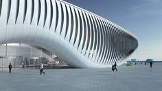 Pavillon Thématique de l'Exposition Universelle 2012 de Yeosu par soma