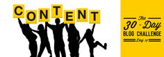 There is T-E-A-M in Content Marketing (19/30)