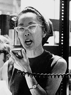 Yuri Kochiyama - Japanese American civil rights activist