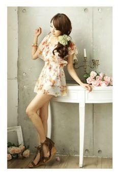 Chic short dress